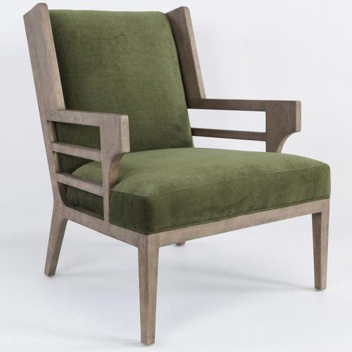 Classic Home - Carlson Accent Chair Green