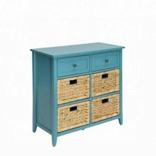 ACME Flavius Console Table - 97418 - Teal