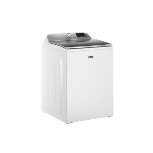 Maytag Canada - Smart Top Load Washer with Extra Power Button - 5.4 cu. ft.