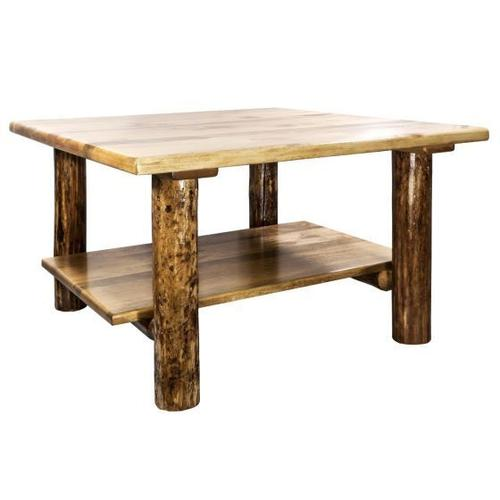 Montana Woodworks - Glacier Country Collection Cocktail Table
