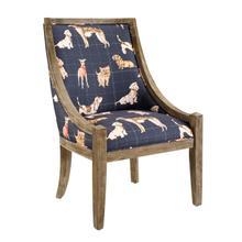 Carnegie Dog Daze Accent Chair