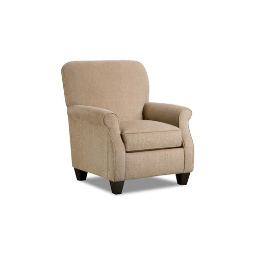 1030 - Perth Cream Accent Chair