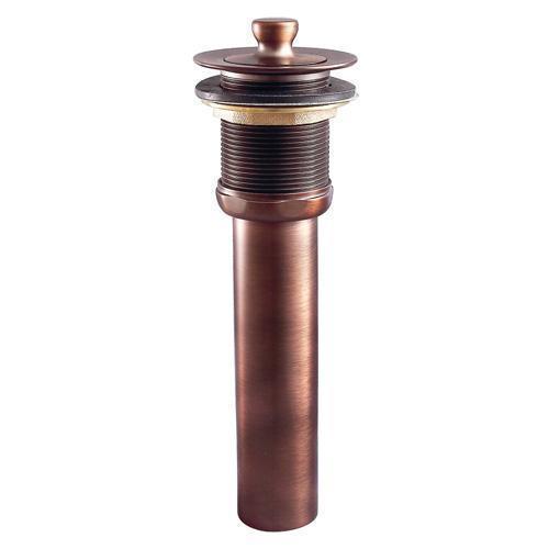 Lift u0026 Turn Tub Drain - Oil Rubbed Bronze