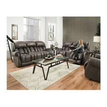 Double Reclining Power Sofa & Console Loveseat