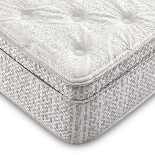 Gladwell Medium Firm Euro Top Queen Mattress