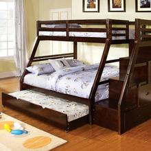 See Details - Ellington Twin/full Bunk Bed