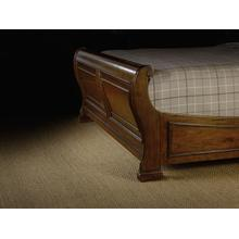 See Details - Tynecastle King Sleigh Bed