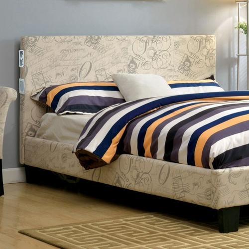 Evans Cal.King Bed