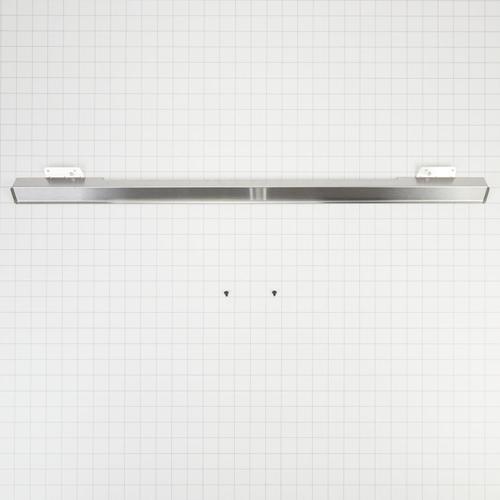 "Whirlpool - 30"" Warming Drawer Heat Deflector, Stainless Steel Stainless Steel"