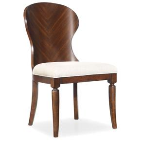 Dining Room Palisade Wood Back Side Chair - 2 per carton/price ea