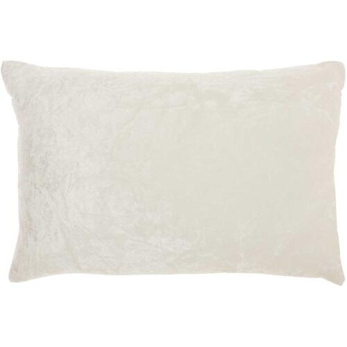 "Luminescence L5298 Rose Gold 12"" X 18"" Throw Pillow"