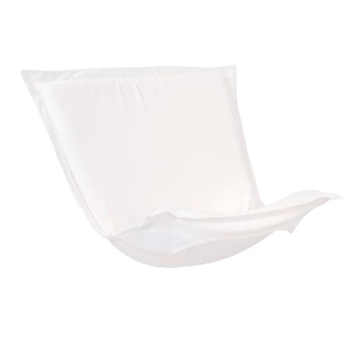 Puff Chair Cushion Seascape Natural Cushion and Cover