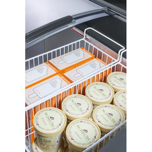 9.5 CU.FT. Chest Freezer