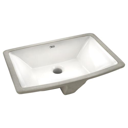 Townsend Under-counter Bathroom Sink  American Standard - White