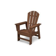 See Details - Casual Chair in Teak