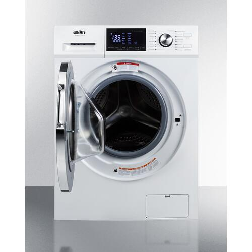 Spwd2202w By Summit 24 Wide 115v Washer Dryer Combo For Non