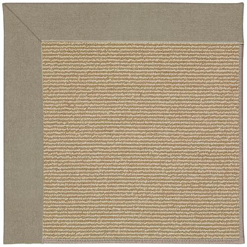 Creative Concepts-Sisal Canvas Taupe Machine Tufted Rugs