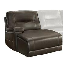 See Details - Left Side Chaise, Push Back Recliner