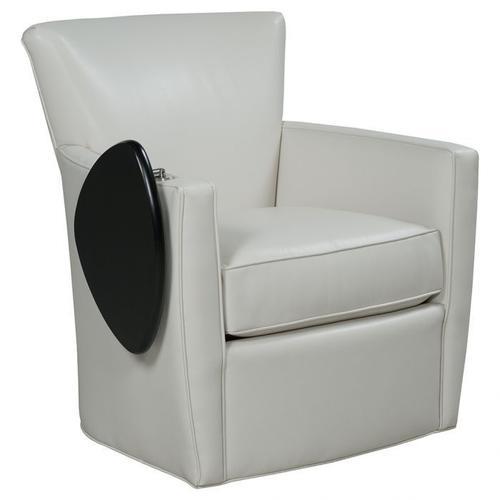 Fairfield - Gaither Swivel Chair with Folding Tablet