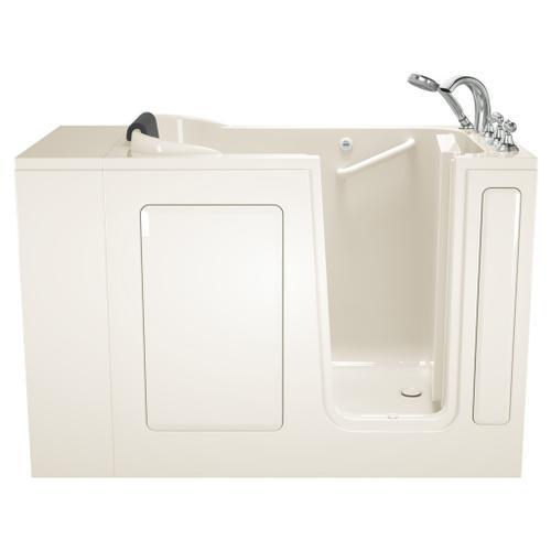 American Standard - Premium Series 28x48 Walk-in Tub  Right Drain  American Standard - Linen