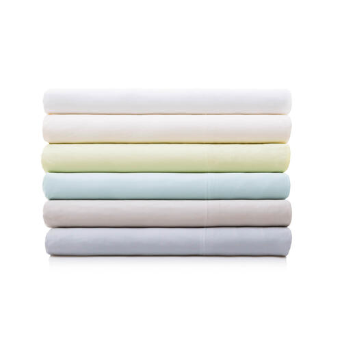 Rayon From Bamboo Queen Pillowcase White