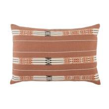 "See Details - Nagaland Pillow - Ngw03 Lumbar 16""x24"" Inch"