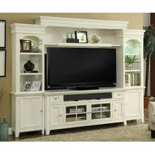 See Details - TIDEWATER 72 in. Console Entertainment Wall