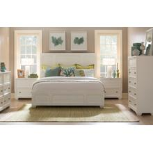 Willow Creek Panel Bed, Queen 5/0