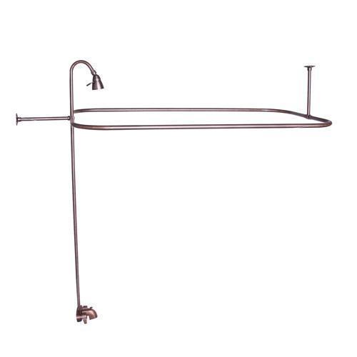 """Tub/Shower Converto Unit - Oil Rubbed Bronze / 48"""" x 24"""""""