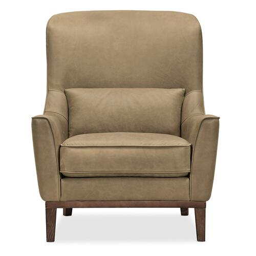 Hooker Furniture - Glover Leather Club Chair