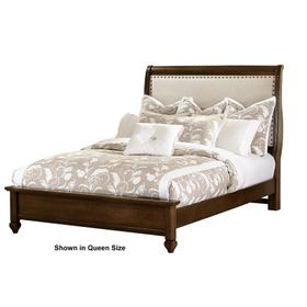 Upholstered Bed in Twin & Full