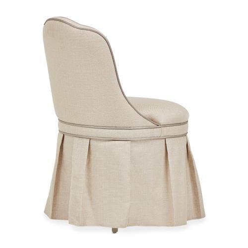 Tufted Vanity Desk Chair