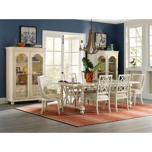 Dining Room Sandcastle Display Cabinet
