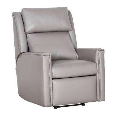 Reclination Nolan Power Back Glider W/ Articulating Headrest