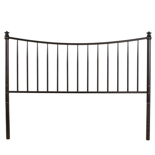 Sloan King Size Headboard Only, Black Pewter