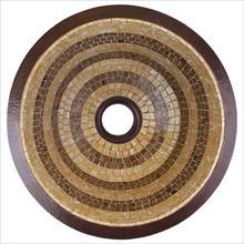Product Image - Large Round Flat Bottom Mosaic