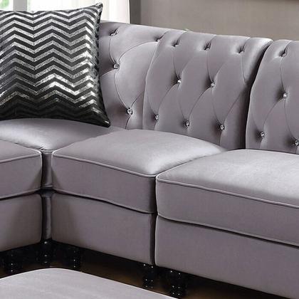 See Details - Jolanda Right Armless Chair