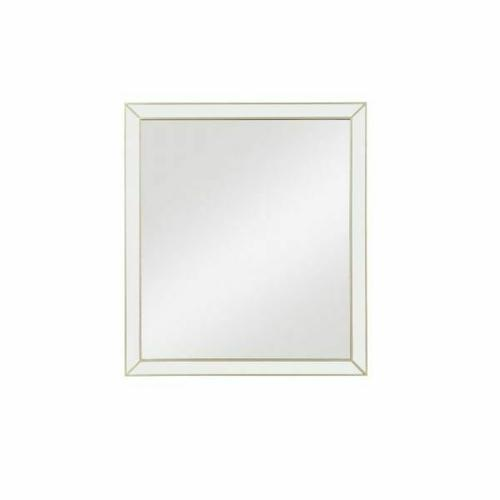 ACME Voeville II Mirror - 27144 - Champagne