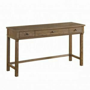 ACME Inverness Desk - 36095 - Reclaimed Oak