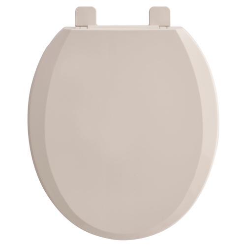 American Standard - Cardiff Round Front Slow-Close Toilet Seat  American Standard - Bone