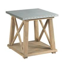 View Product - Junction Truss End Table