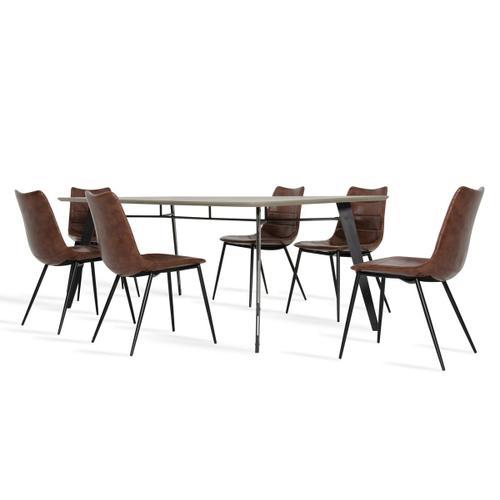 VIG Furniture - Modrest Claw Modern Dining Table