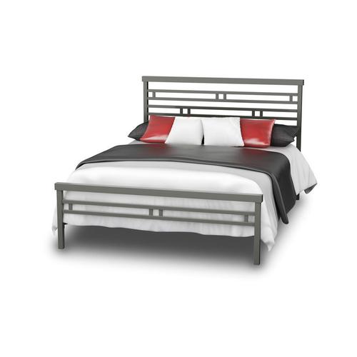 Orson Regular Footboard Bed - King