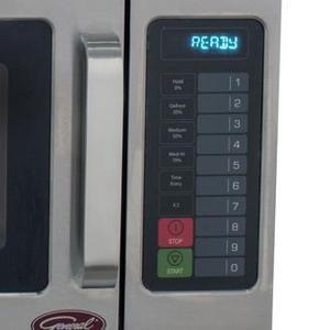 General Food Service - 1800 watt Digital Microwave