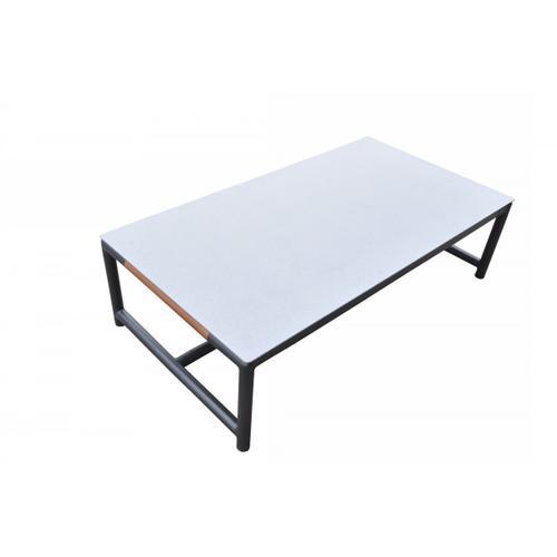 VIG Furniture - Renava Kiowa - Modern Outdoor Grey & Black Sofa Set