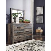 Drystan - Multi 2 Piece Bedroom Set Product Image