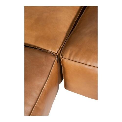Moe's Home Collection - Luxe Nook Modular Sectional Tan