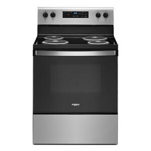 Whirlpool4.8 cu. ft. Whirlpool® electric range with Keep Warm setting