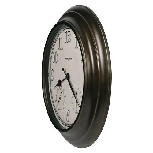 625-676 Briar Outdoor Wall Clock