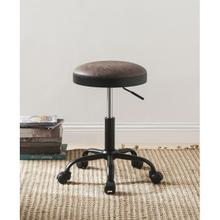 MOCHA ADJUSTABLE STOOL